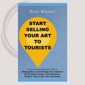 START SELLING YOUR ART TO TOURISTS