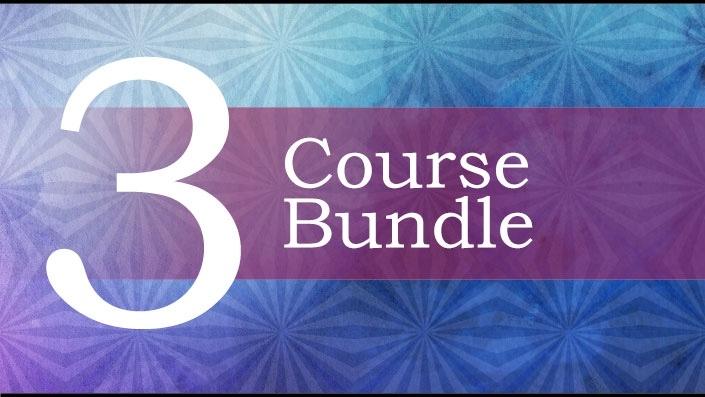 3 Course Bundle