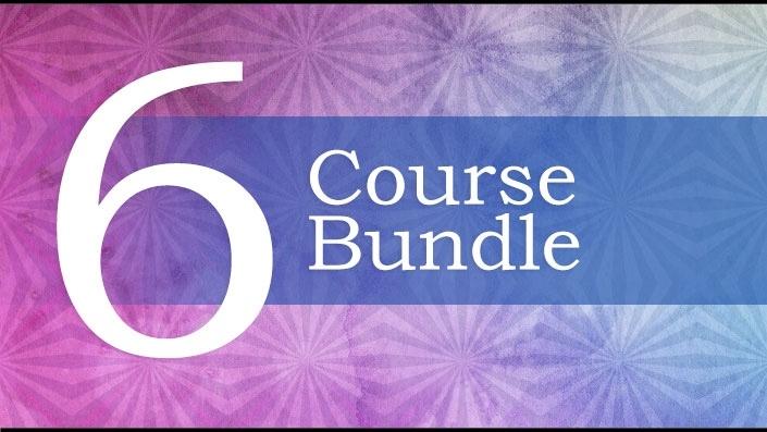 6 Course Bundle